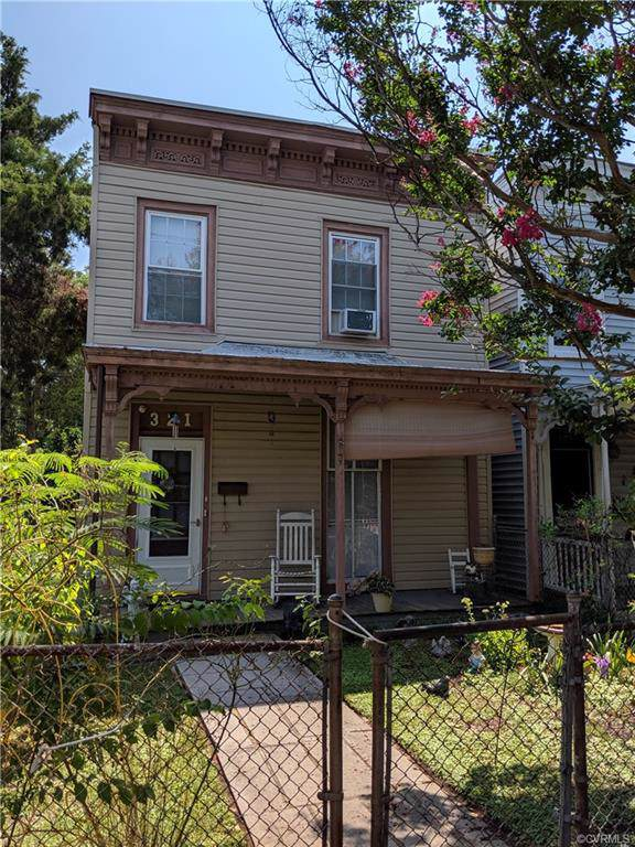 321 S Cherry Street, Richmond, VA 23220 (MLS #1926865) :: Small & Associates