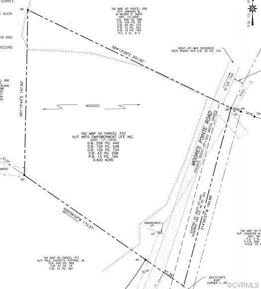 00 Moores Point Road, Deltaville, VA 23043 (MLS #1926904) :: The RVA Group Realty