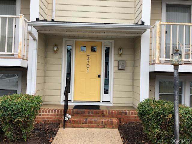 7701 Odonnell Court #2206, Henrico, VA 23228 (MLS #1927787) :: Small & Associates