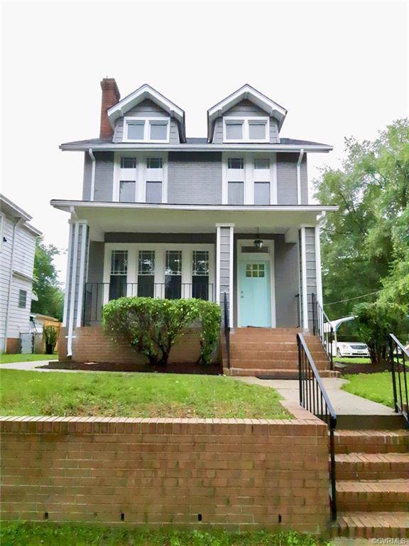 3015 4th Avenue, Richmond, VA 23222 (MLS #1927790) :: HergGroup Richmond-Metro