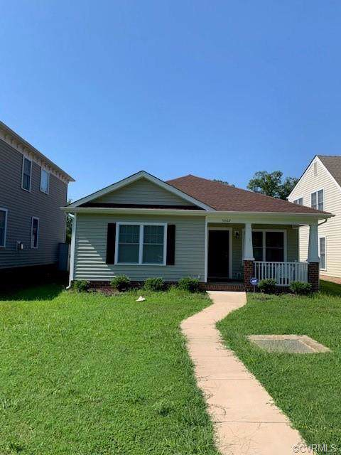 5069 Warwick Road, Richmond, VA 23224 (MLS #1927801) :: Small & Associates