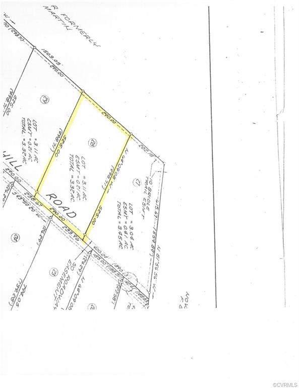 4965 Hill Road, Kents Store, VA 23084 (#1928092) :: Abbitt Realty Co.