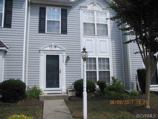 2707 Mt Zion Court, Henrico, VA 23223 (MLS #1928839) :: The Redux Group