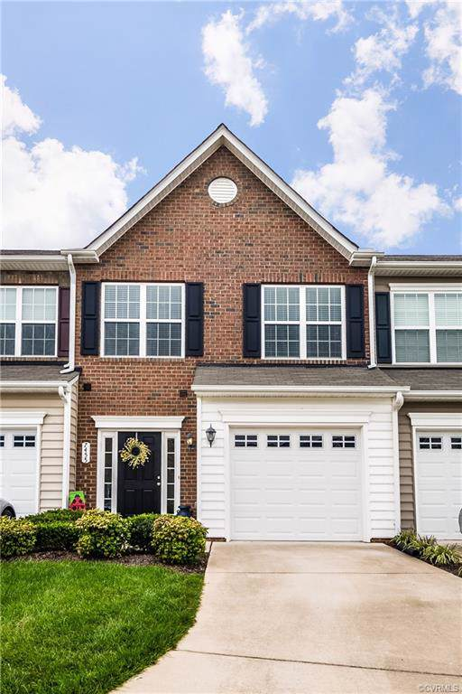 7455 Washington Arch Drive #179, Mechanicsville, VA 23111 (MLS #1929257) :: EXIT First Realty