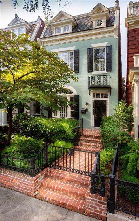 1829 Hanover Avenue, Richmond, VA 23220 (MLS #1929277) :: Small & Associates