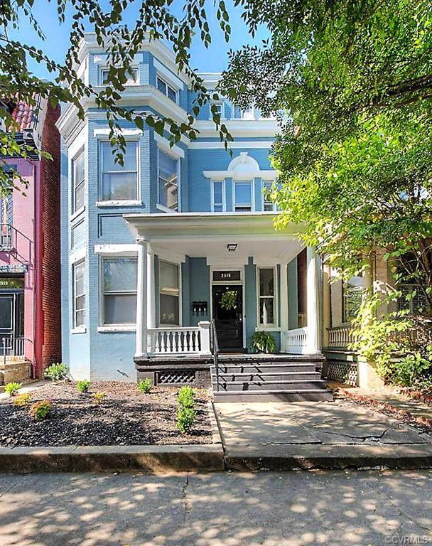 2015 W Grace Street, Richmond, VA 23220 (MLS #1929337) :: Small & Associates