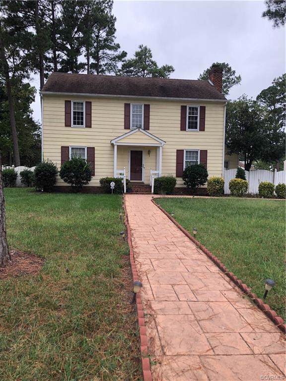 4006 Francistown Road, Henrico, VA 23294 (MLS #1929628) :: EXIT First Realty