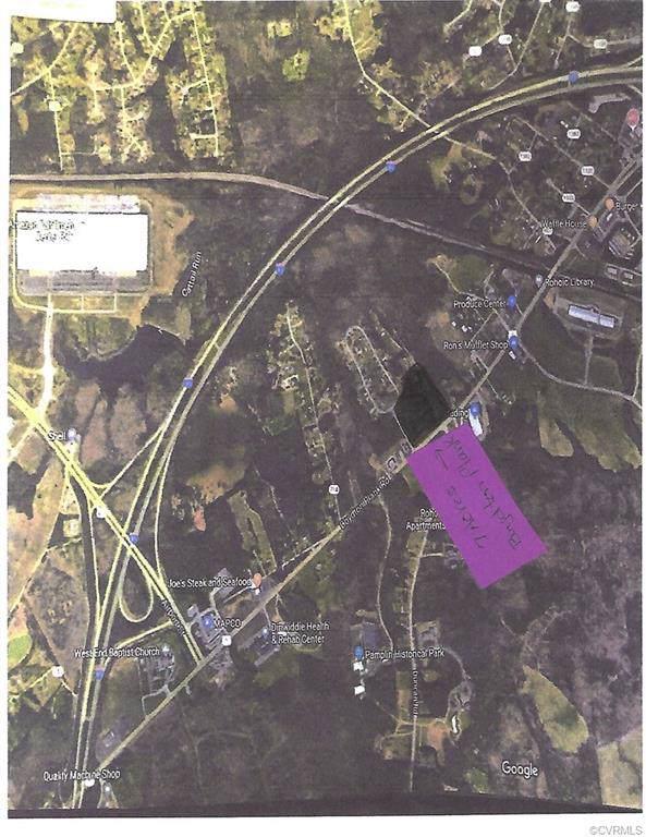 7 AC Boydton Plank Road, Dinwiddie, VA 23803 (MLS #1929833) :: Small & Associates