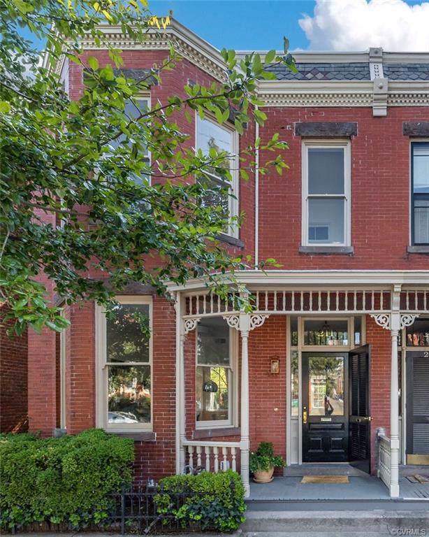 211 N Plum Street, Richmond, VA 23220 (MLS #1929918) :: Small & Associates