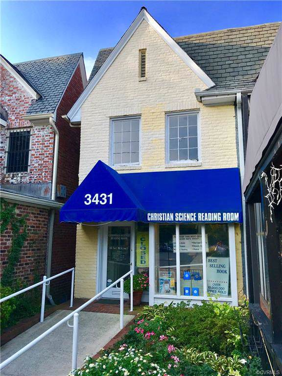 3431 W Cary, Richmond, VA 23221 (MLS #1930333) :: The RVA Group Realty