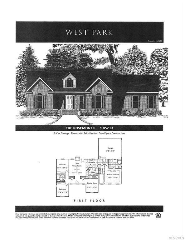 12101 Silbyrd Drive, Chesterfield, VA 23113 (MLS #1930396) :: EXIT First Realty