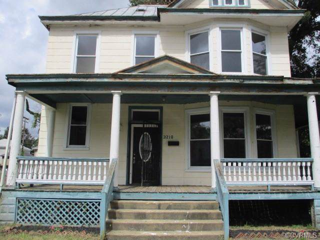 3210 Enslow Avenue, Richmond, VA 23222 (MLS #1930437) :: The RVA Group Realty