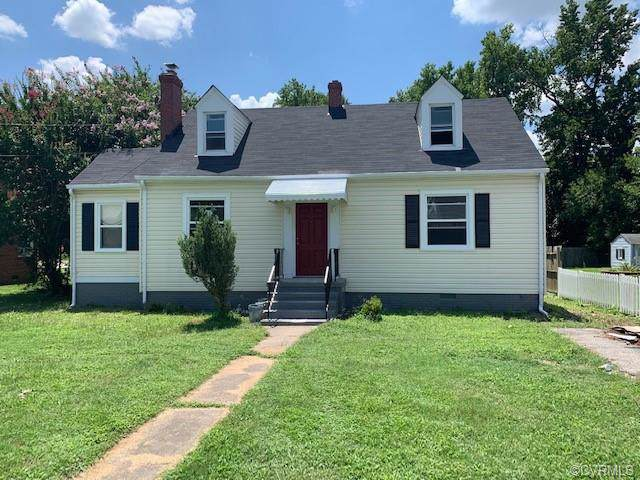 2109 Rhudy Street, Henrico, VA 23222 (MLS #1930496) :: The RVA Group Realty