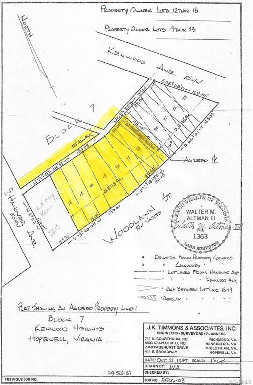 Hopewell, VA 23860 :: The Redux Group