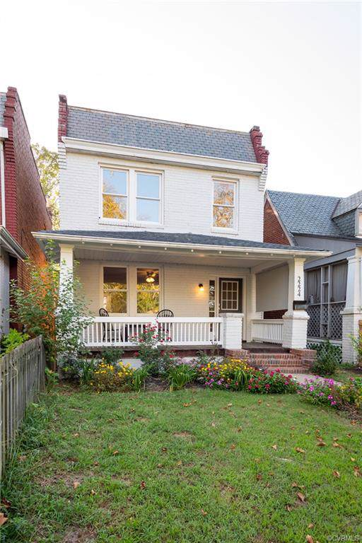 2224 Seminary Avenue, Richmond, VA 23220 (MLS #1930743) :: Small & Associates