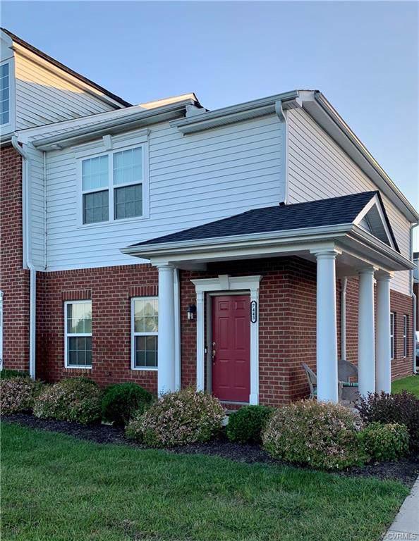 7443 Pebble Lake Drive, Hanover, VA 23111 (MLS #1930961) :: EXIT First Realty