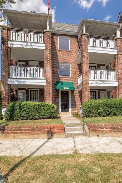 3020 Patterson Avenue #11, Richmond, VA 23221 (MLS #1931082) :: Small & Associates