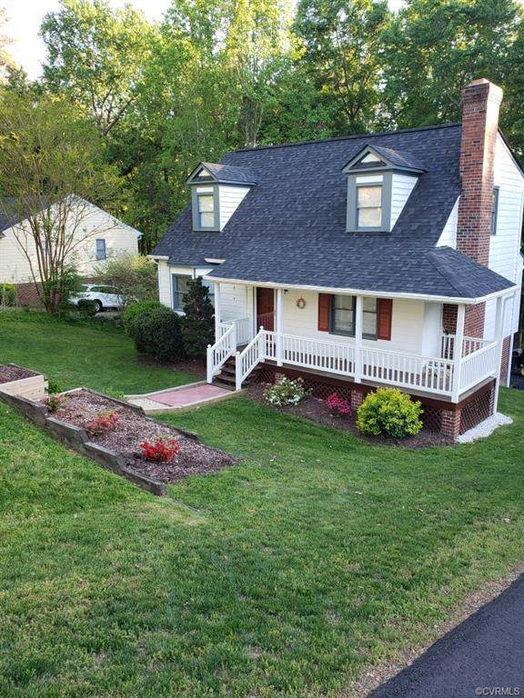 9373 N Rinker Drive, Mechanicsville, VA 23116 (MLS #1931133) :: Small & Associates