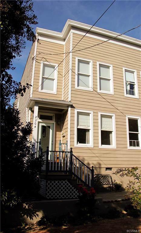 2204 M Street, Richmond, VA 23223 (MLS #1931190) :: EXIT First Realty