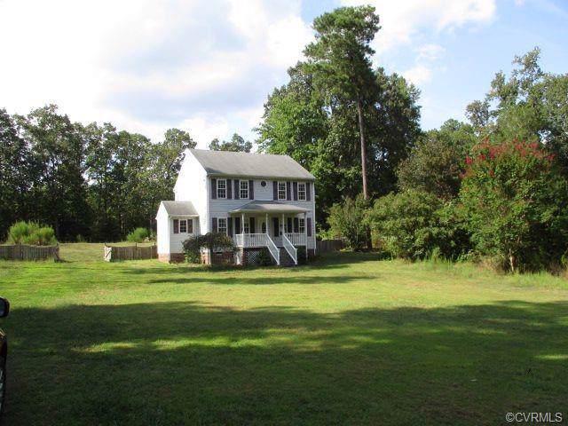 9302 Trumpeter Run Court, South Chesterfield, VA 23803 (MLS #1931235) :: Small & Associates