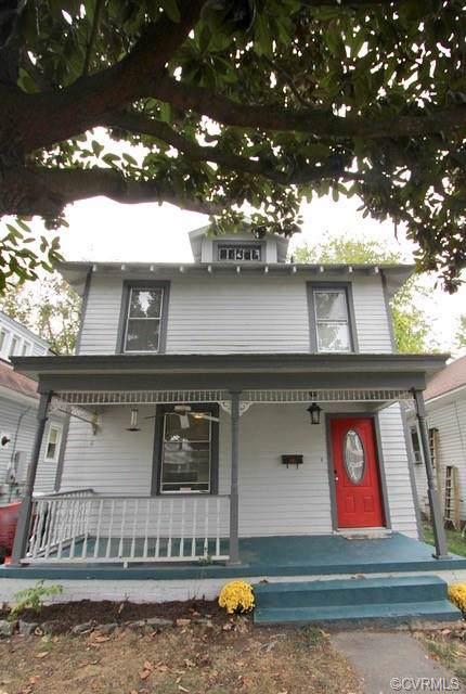 114 Lafayette Avenue, Colonial Heights, VA 23834 (MLS #1933157) :: HergGroup Richmond-Metro
