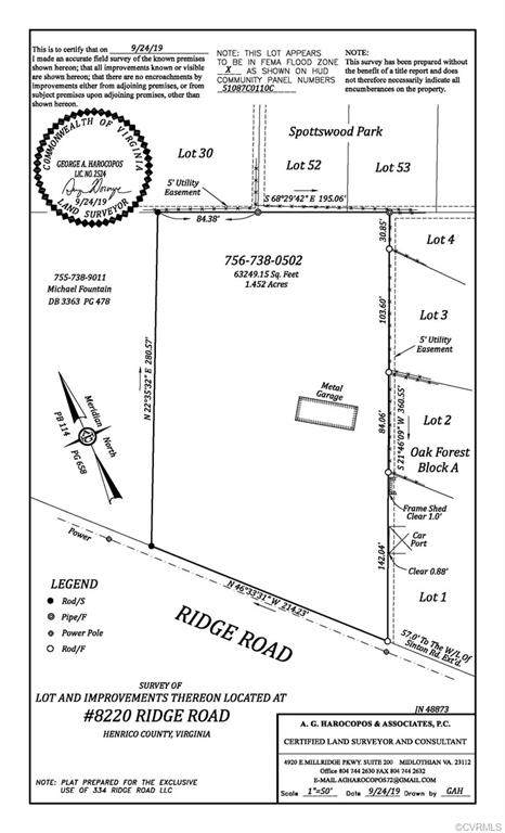 8220 Ridge Road - Photo 1