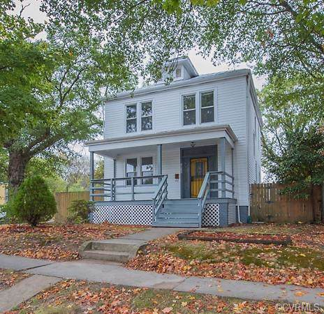 2815 2nd Avenue, Richmond, VA 23222 (MLS #1933300) :: Small & Associates