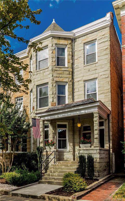 1616 Grove Avenue, Richmond, VA 23220 (#1933339) :: Abbitt Realty Co.
