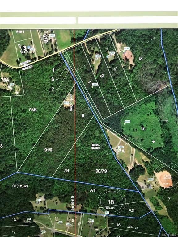 0 Gardners Road, Mineral, VA 23117 (#1933476) :: Abbitt Realty Co.