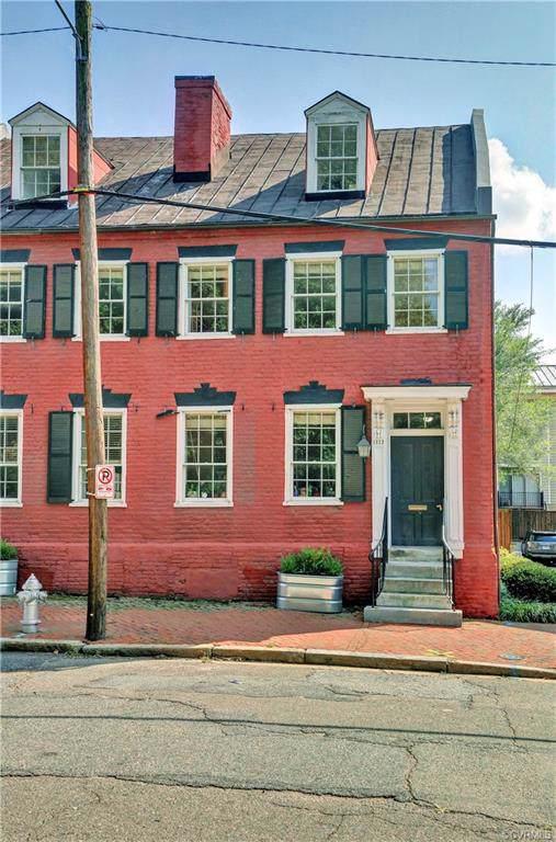 1813 E Grace Street, Richmond, VA 23223 (MLS #1933555) :: The RVA Group Realty