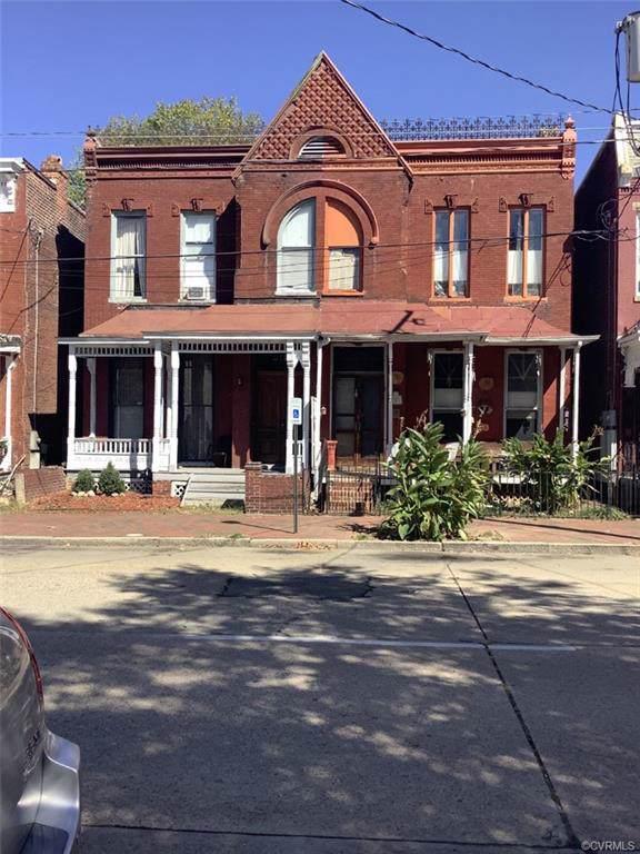 916 W Clay Street, Richmond, VA 23220 (MLS #1933619) :: HergGroup Richmond-Metro