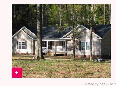 0 Creek Dr., Hardyville, VA 23070 (MLS #1933625) :: The Redux Group