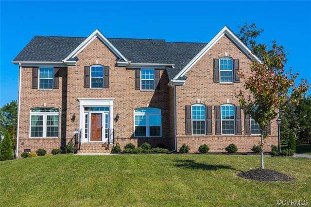 11512 Sadler Walk Lane, Glen Allen, VA 23060 (MLS #1933694) :: EXIT First Realty