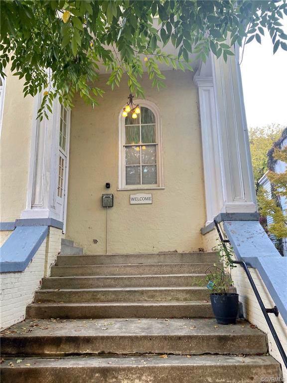 9 E Clay Street #8, Richmond, VA 23219 (MLS #1934982) :: EXIT First Realty