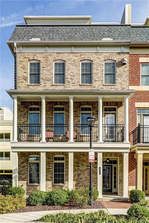 3911 Brownstone Boulevard, Henrico, VA 23060 (MLS #1935540) :: Small & Associates