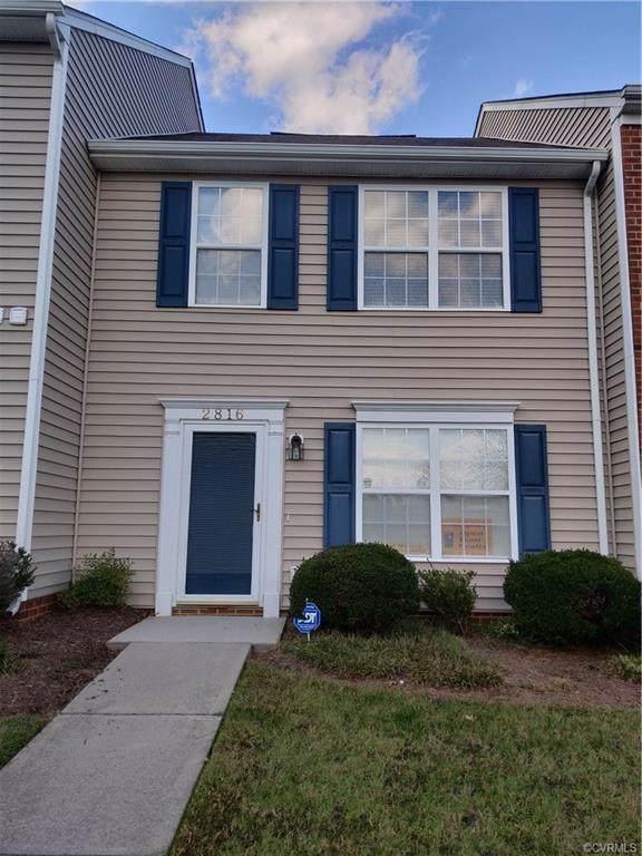 2816 Goyne Loop, Chester, VA 23831 (MLS #1935740) :: Small & Associates