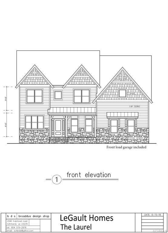 000 Rivermere Lane, Glen Allen, VA 23059 (MLS #1936284) :: Small & Associates