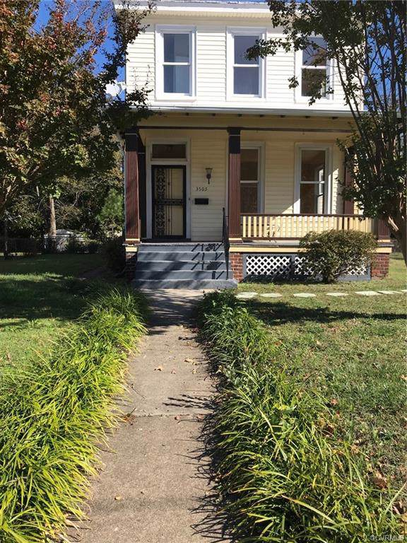 3505 North Avenue, Richmond, VA 23222 (MLS #1936323) :: EXIT First Realty