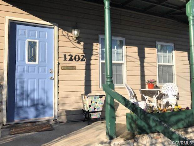 1202 N 37th Street, Richmond, VA 23223 (#1936342) :: Abbitt Realty Co.