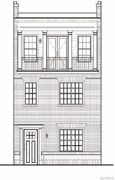 314 Becklow Avenue, Henrico, VA 23233 (MLS #1936434) :: The Redux Group
