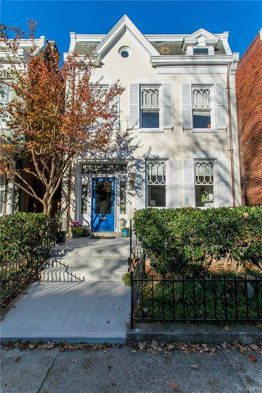 2502 Hanover Avenue, Richmond, VA 23220 (MLS #1936466) :: HergGroup Richmond-Metro