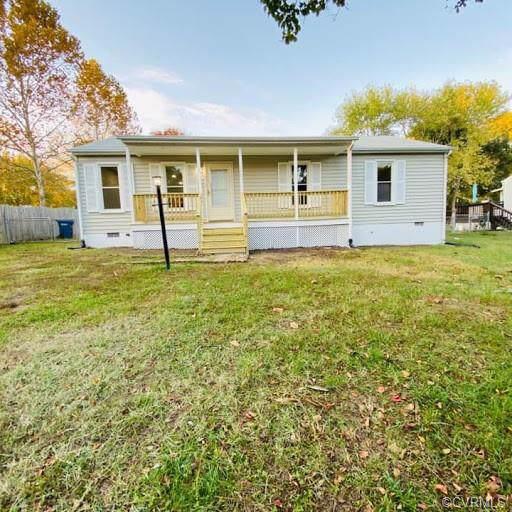 4542 Glen Tara Drive, Chesterfield, VA 23112 (MLS #1936571) :: Small & Associates