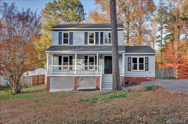 13318 Little Horn Ridge, Chesterfield, VA 23112 (MLS #1936714) :: The Redux Group