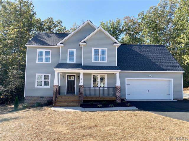 5949 Autumnleaf Drive, North Chesterfield, VA 23234 (MLS #1936720) :: Small & Associates