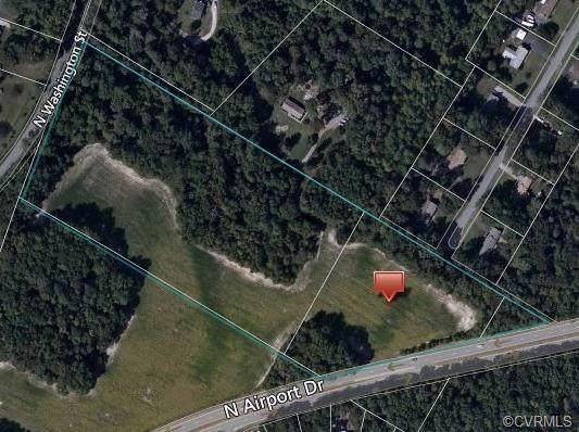 658 Airport Drive, Henrico, VA 23075 (MLS #1936810) :: HergGroup Richmond-Metro