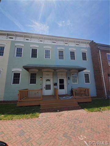 2317 Venable Street, Richmond, VA 23223 (MLS #1936995) :: Small & Associates