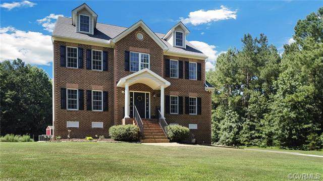 14900 Pleasant Grove Drive, Prince George, VA 23842 (MLS #1937305) :: Small & Associates