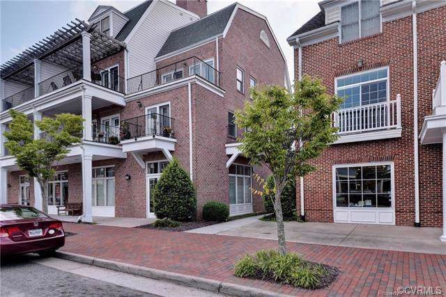 5109 Center Street 2A, Williamsburg, VA 23188 (MLS #1937907) :: Small & Associates