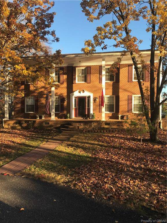 621 Chapel Neck Road, North, VA 23128 (#1938102) :: Abbitt Realty Co.