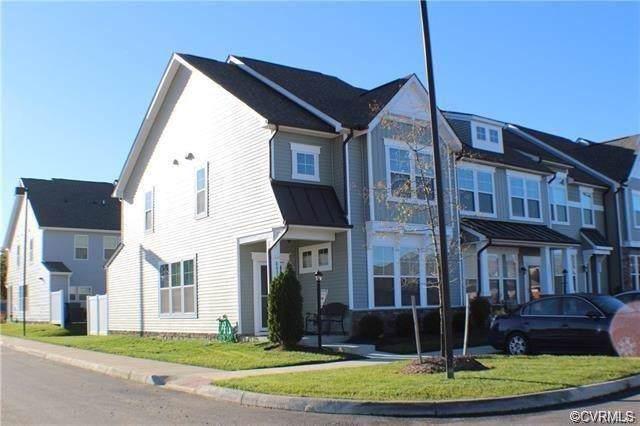 8031 Ellendale Drive #8031, Mechanicsville, VA 23116 (MLS #1938759) :: EXIT First Realty